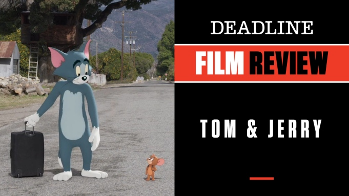 [WATCH] 'Tom & Jerry' Review: Chloë