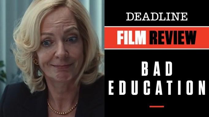 [WATCH} 'Bad Education' Review: Hugh Jackman,