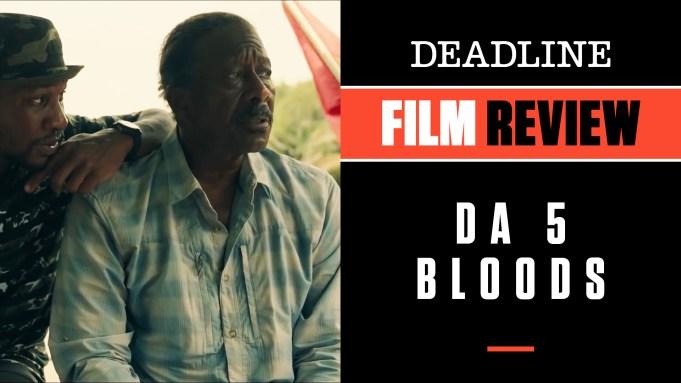 [WATCH] 'Da 5 Bloods' Review: Spike