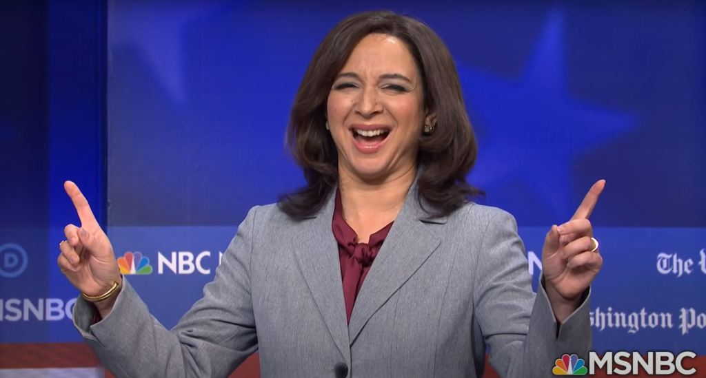 """Maya Rudolph Wins First Two Emmys In Same Week; Says 'The Good Place' Judge Was Modeled On """"Iconic Human Being"""" Ruth Bader Ginsberg"""