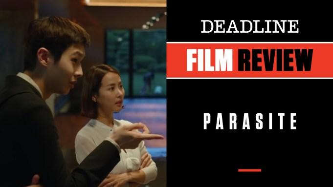 [WATCH] 'Parasite' Review: Bong Joon Ho