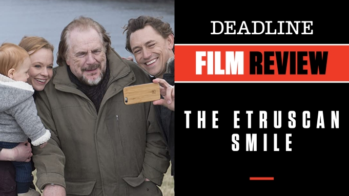 [WATCH] 'The Etruscan Smile' Review: Brian