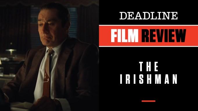 [WATCH] 'The Irishman' Review: Martin Scorsese