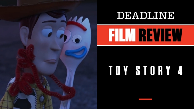 [WATCH] 'Toy Story 4' Review: The