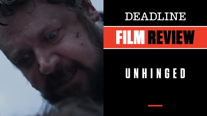 [WATCH] 'Unhinged' Review: Russell Crowe Goes