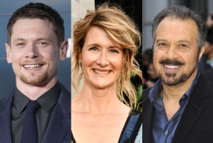 Jack O'Connell Laura Dern Ed Zwick